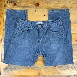 Levi's 569 Vintage Loose Straight Jeans -35 X 31.5